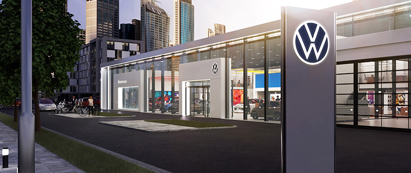 Nueva imagen de marca Volkswagen