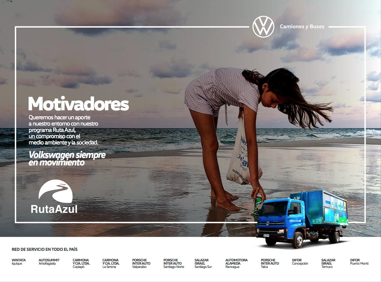 Nueva imagen corporativa Volkswagen Camiones y Buses