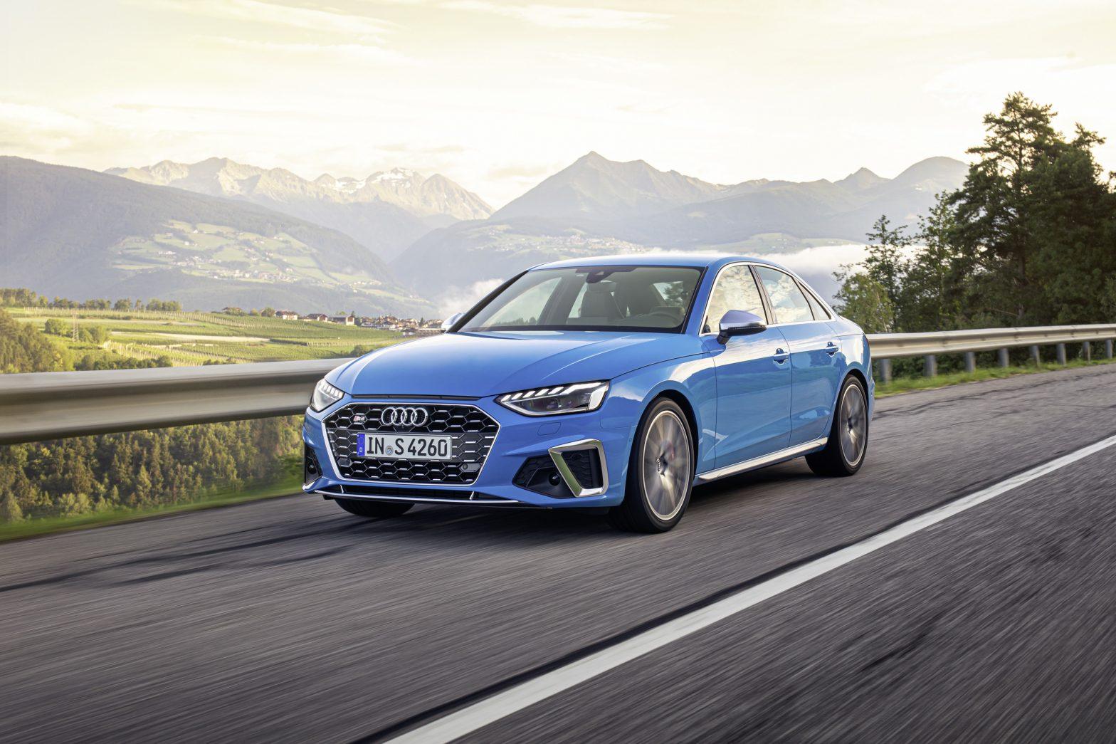 Nuevo Audi S4 llega a Chile